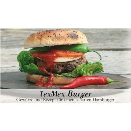 Food Kasten TexMex Burger